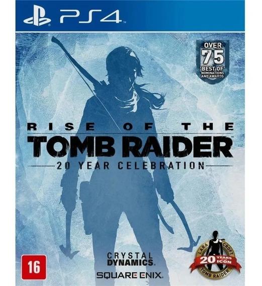 Rise Of The Tomb Raider Ps4 Codigo 12 Digitos