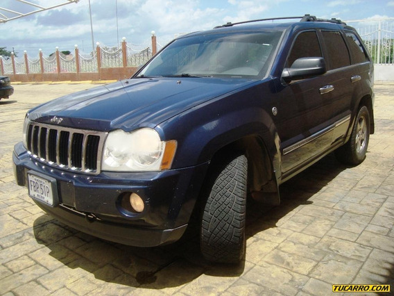 Jeep Grand Cherokee Limited 4x4 - Automática