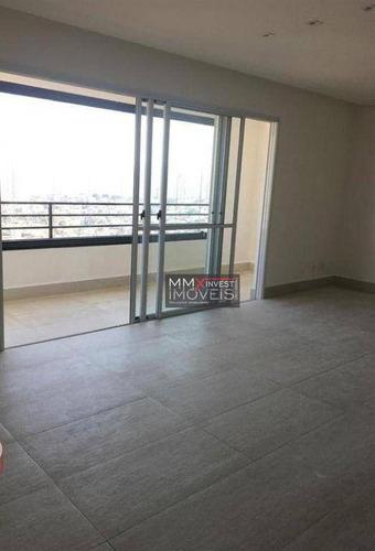 Imagem 1 de 22 de Apartamento Duplex Com 3 Dormitórios Para Alugar, 328 M² Por R$ 7.500,00/mês - Santana (zona Norte) - São Paulo/sp - Ad0017