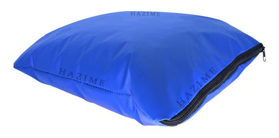 Capa Travesseiro 50 X 70 Cm Ziper Impermeavel Hospitalar