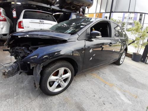 Sucata Ford Focus Hatch 2.0 Aut. 2009 Para Retirada De Peças