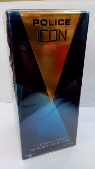 Perfume Police Icon For Man Masculino 125 Ml Original Import