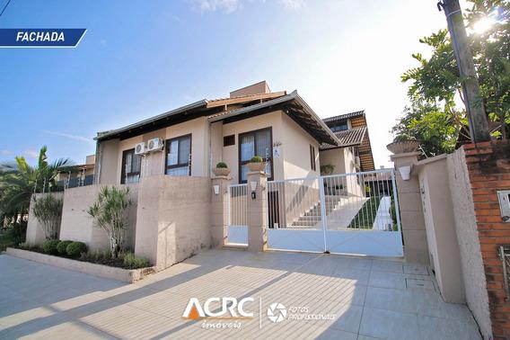 Acrc Imóveis - Casa Residencial Totalmente Mobiliada Em Alto Padrão Para Venda No Bairro Da Velha - Ca01205 - 34662510