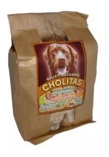 Galletitas Cholitas X 500g Para Perros Mascotas Golosinas