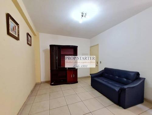 Imagem 1 de 22 de Apartamento Espaçoso Com 2 Dormitórios Para Alugar, 68 M² Por R$ 2.500/mês - Vila Buarque - Prop Starter Imóveis - Ap0769