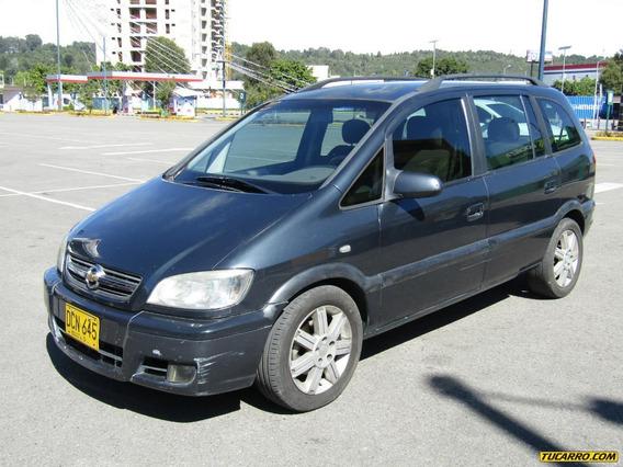 Chevrolet Zafira Gls Mt 2000cc Aa 7psj 4x2