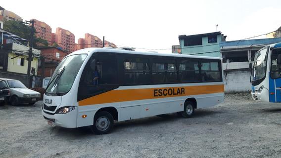 Micro Ônibus Ibrava Escolar - 35 Lugares - So 65.000