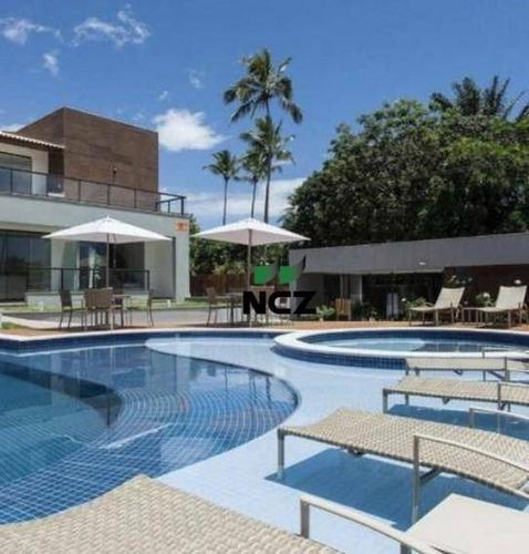 Village Com 1 Dormitório À Venda, 65 M² Por R$ 400.000,00 - Imbassai - Mata De São João/ba - Vl0113