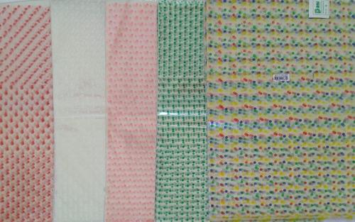 Imagem 1 de 2 de Saco Transparente Decorado Bolinhas 30x45 50 Unidades