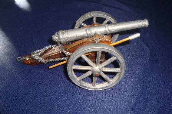 Cañon Avancarga De Artilleria Muy Bueno , Miralo