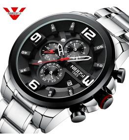 Relógio Masculino Original Nibosi