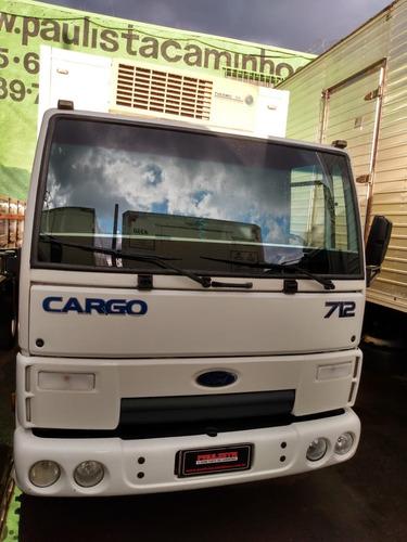Cargo 712 2010 Bau Refrigerado Negativo 12 Acoplado Eletrico