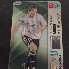 Card Messi Panini Copa De 86