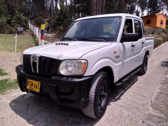 Mahindra Pick Up D C Diesel L. 2.200 Cc 2013 4x4