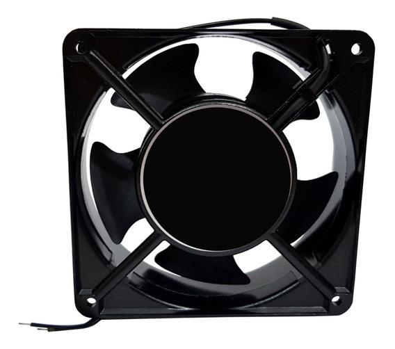 Turbina Cooler Fan Extractor 120x120x38mm 220v Ruleman 4 Pulgadas