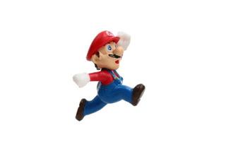 Figuras Con Imanes Super Mario Bros Personajes Refrigerador
