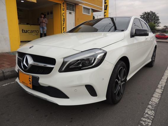 Mercedes Benz Clase A 200 1.600cc Aa At Ct Fe