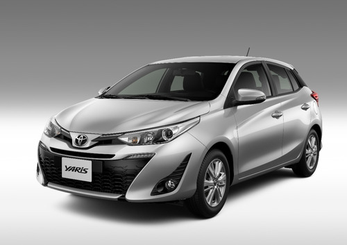 Nuevo Toyota Yaris Xls 5 P Caja Manual 2021 - Fx