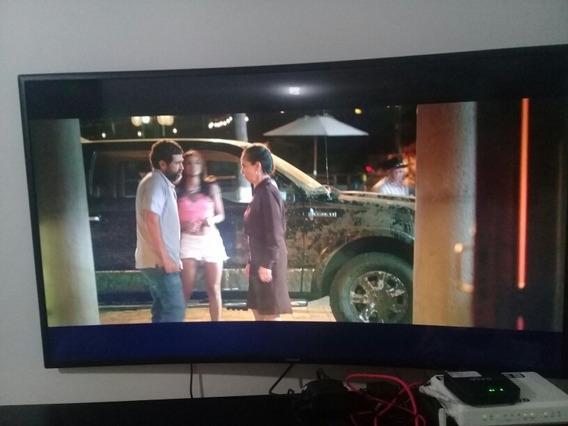Tv Smart 49 Polegadas Samsung Curva, Full Hd, 49k6500