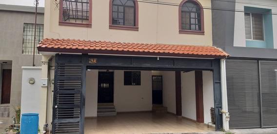 Casa En Renta Flamingo, Colinas De San Jerónimo 4o. Sector