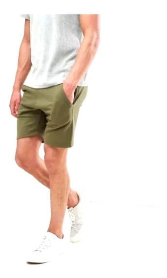 Bermudas Caballeros Boohoo Basic Jersey - Talla S