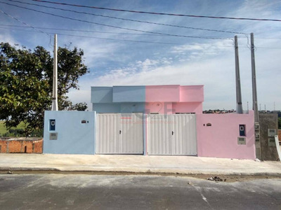 Casa Com 2 Dormitórios À Venda, 122 M² Por R$ 235.000 - Jardim São Judas Tadeu - Campinas/sp - Ca5958