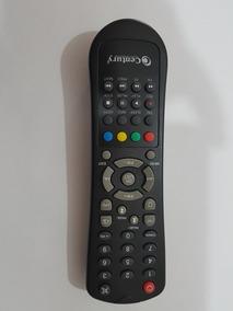 Controle Remoto Original Para Midia Box Shd7000 Century