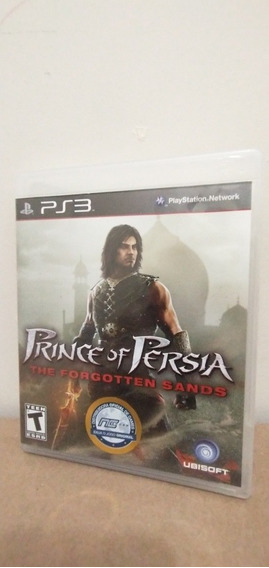 Jogo Prince Of Persia The Forgotten Sands Mídia Física Ps3
