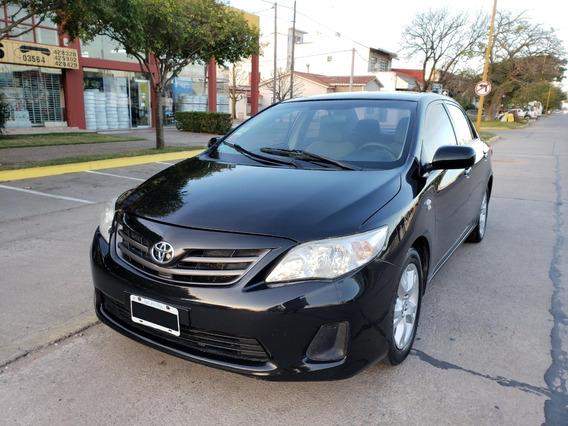 Toyota Corolla 2011 Xli Con Gnc