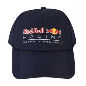 Boné Puma Aba Curva Red Bull Racing - Azul