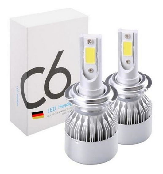 Lamparas Cree Led H1 H3 H4 H7 H8 H11 Hb4 Hb3 Psx