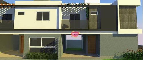 Imagem 1 de 20 de Casa Com 3 Dormitórios À Venda, 133 M² Por R$ 695.000,00 - Campeche - Florianópolis/sc - Sc - Ca0046_feelin