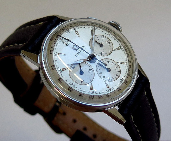 Relógio Omega Cronógrafo Calibre 321 Peça De Museu