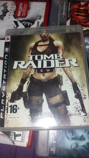 Tomb Rider Underworld Para Ps3