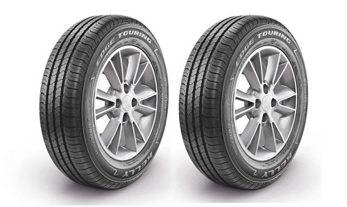 Kit 2 Neumaticos Kelly Edge Touring 175/70 R13 82t Cuotas