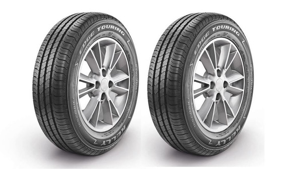 Kit 2 Neumaticos Kelly Edge Touring 165/70 R13 83t Cuotas