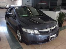 Honda Civic 1.8 Lxs Gris , 2009 Gris