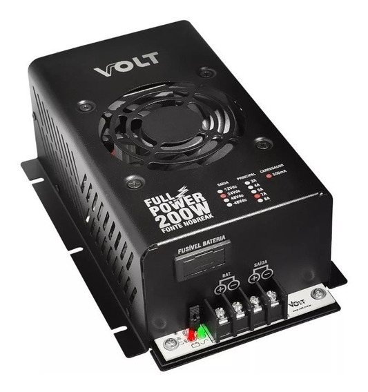 Fonte Nobreak 24v/7a - Full Power 200w 24v 7a
