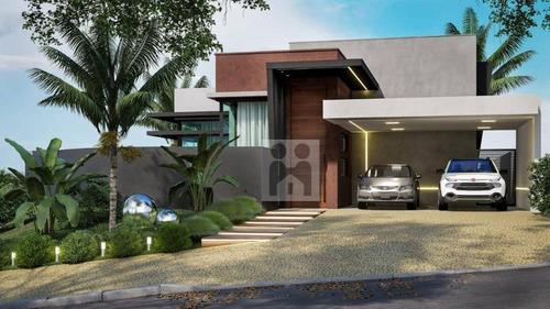 Imagem 1 de 14 de Casa Com 3 Dormitórios À Venda, 207 M² Por R$ 1.100.000,00 - Vila Do Golf - Ribeirão Preto/sp - Ca0968