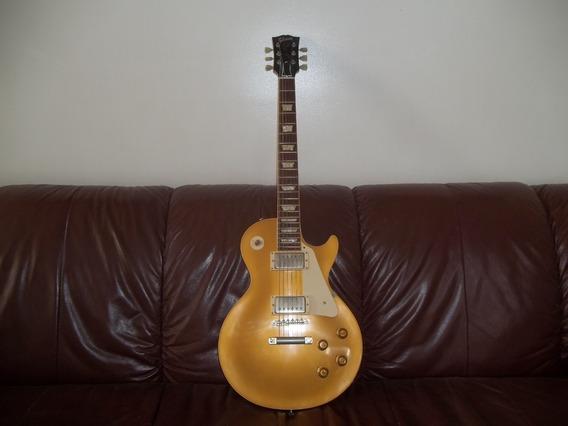 Guitarra Gibson Custom 1957 Les Paul Gold Top