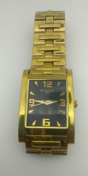 Reloj Nivada Gc1865g Millonaire