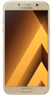 Samsung A7 2017 Buen Estado Gold Libre C/garantia