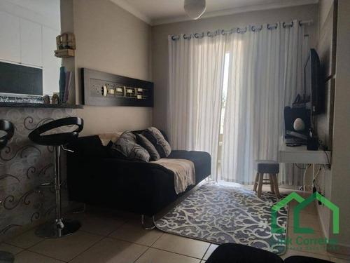 Apartamento À Venda, 53 M² Por R$ 245.000,00 - São Bernardo - Campinas/sp - Ap1828