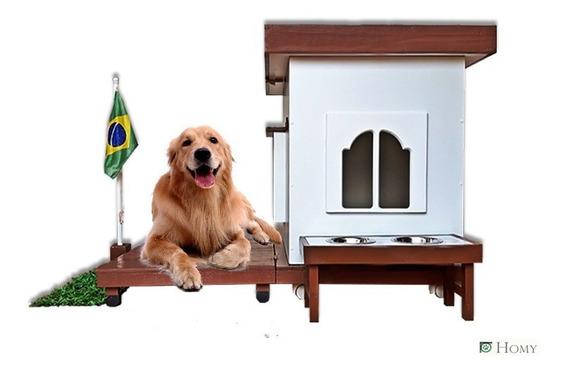Casinha De Cachorro Para Golden Retriever