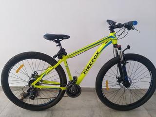 Bicicleta Firefox Storm R29
