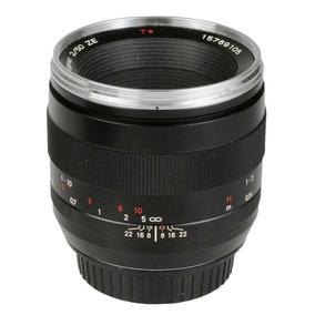 Objetiva Carl Zeiss Makro-planar T* 50mm F2 Ze Canon Eos