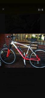 Bicicleta Rodado 26 Montan Bike Releigh 21 Veloc Shimano Uni