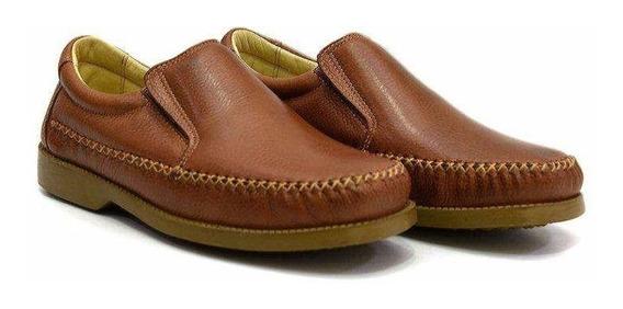 Sapato Cla Cle Casual Masculino Confort 165