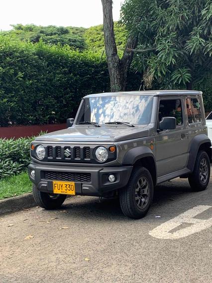 Suzuki Jimny All New