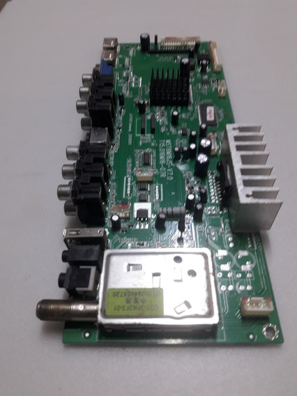 Placa Principal Tv Powerpack Lcdvd32sd Original